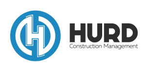 Hurd Construction Management Logo