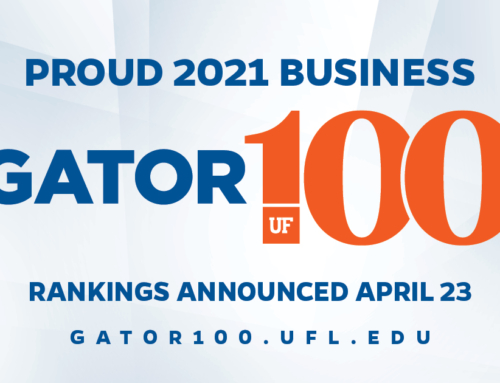 GATOR 100 2021 Honoree