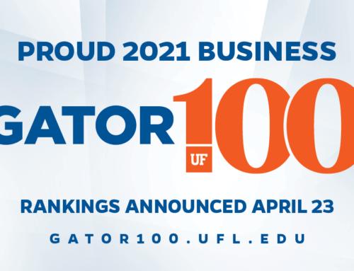 GATOR 100 2021 Honoree