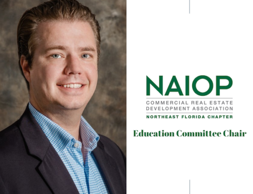 Brandon Hurd Appointed as Developing Leader's Education Committee Chair for NAIOP